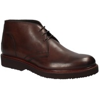 Παπούτσια Άνδρας Μπότες Rogers 384_2 καφέ