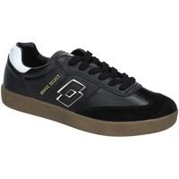 Παπούτσια Άνδρας Χαμηλά Sneakers Lotto T7364 Μαύρος