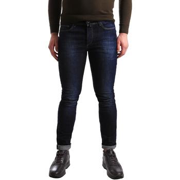 Υφασμάτινα Άνδρας Skinny jeans U.S Polo Assn. 50780 51321 Μπλε