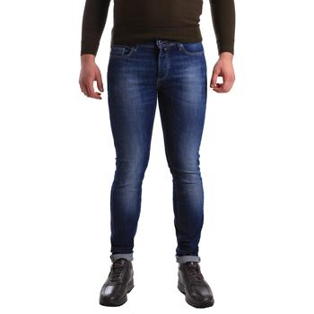 Υφασμάτινα Άνδρας Skinny jeans U.S Polo Assn. 50778 51321 Μπλε
