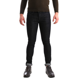 Υφασμάτινα Άνδρας Skinny jeans U.S Polo Assn. 50777 51321 Μπλε