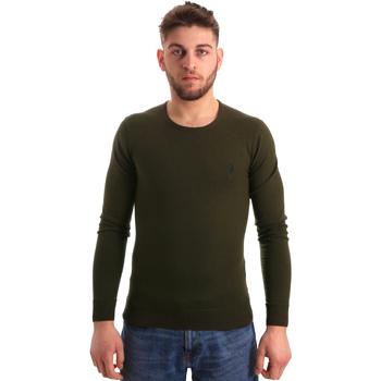 Υφασμάτινα Άνδρας Πουλόβερ U.S Polo Assn. 50520 48847 Πράσινος