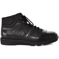 Παπούτσια Άνδρας Ψηλά Sneakers Soldini 20645 3 Μαύρος