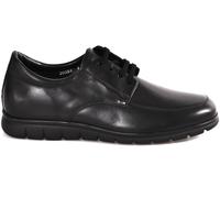 Παπούτσια Άνδρας Derby Soldini 20583 P Μαύρος