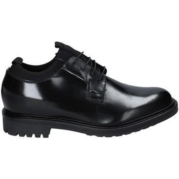 Παπούτσια Άνδρας Derby Rogers 122C Μαύρος