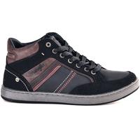 Παπούτσια Άνδρας Ψηλά Sneakers Wrangler WM182101 Μπλε