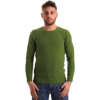 Υφασμάτινα Άνδρας Πουλόβερ Bradano 172 Πράσινος