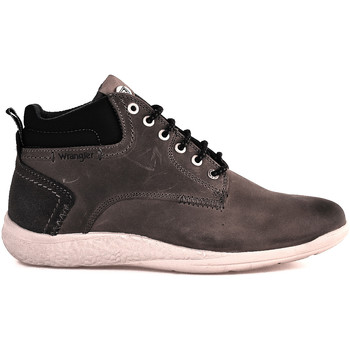 Παπούτσια Άνδρας Ψηλά Sneakers Wrangler WM182150 Γκρί
