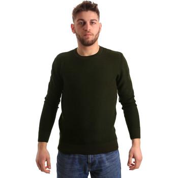 Υφασμάτινα Άνδρας Πουλόβερ Bradano 168 Πράσινος