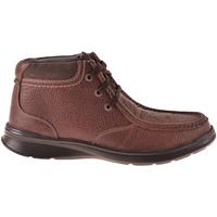 Παπούτσια Άνδρας Derby Clarks 136706 καφέ