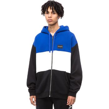 Υφασμάτινα Άνδρας Σπορ Ζακέτες Calvin Klein Jeans J30J309516 Μαύρος