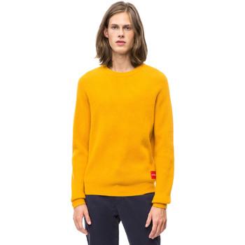 Υφασμάτινα Άνδρας Πουλόβερ Calvin Klein Jeans J30J309547 Κίτρινος
