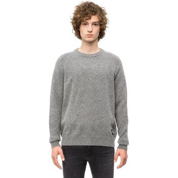 Υφασμάτινα Άνδρας Πουλόβερ Calvin Klein Jeans J30J309549 Γκρί