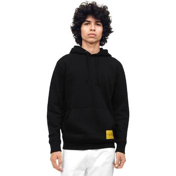 Υφασμάτινα Άνδρας Φούτερ Calvin Klein Jeans J30J310571 Μαύρος