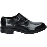 Παπούτσια Άνδρας Derby Rogers 1234 Μαύρος