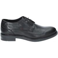 Παπούτσια Άνδρας Derby Rogers 2027 Μαύρος
