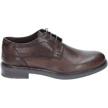 Παπούτσια Άνδρας Derby Rogers 2027 καφέ