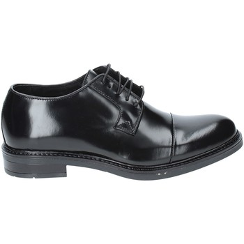 Παπούτσια Άνδρας Derby Rogers 2040 Μαύρος