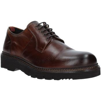 Παπούτσια Άνδρας Derby Exton 390 καφέ