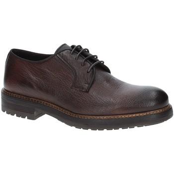 Παπούτσια Άνδρας Derby Exton 690 καφέ