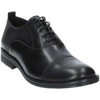 Παπούτσια Άνδρας Richelieu Exton 9554 Μαύρος