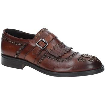 Παπούτσια Άνδρας Derby Exton 5359 καφέ