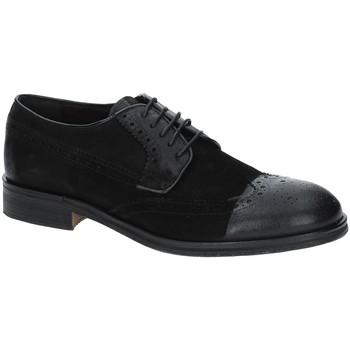 Παπούτσια Άνδρας Derby Exton 5356 Μαύρος