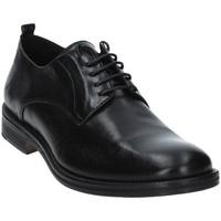 Παπούτσια Άνδρας Derby Exton 9553 Μαύρος