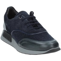 Παπούτσια Άνδρας Χαμηλά Sneakers Exton 161 Μπλε