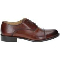 Παπούτσια Άνδρας Richelieu Exton 6014 καφέ