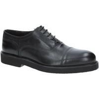 Παπούτσια Άνδρας Richelieu Exton 5496 Μαύρος