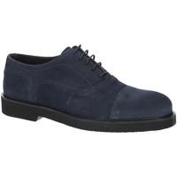 Παπούτσια Άνδρας Richelieu Exton 5496 Μπλε