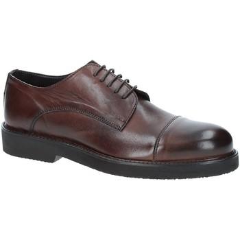 Παπούτσια Άνδρας Derby Exton 5413 καφέ