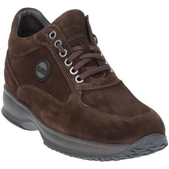 Παπούτσια Άνδρας Μπότες Exton 2029 καφέ