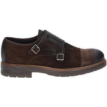 Παπούτσια Άνδρας Derby Exton 691 καφέ