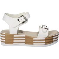 Παπούτσια Γυναίκα Σανδάλια / Πέδιλα Grace Shoes 56423 λευκό