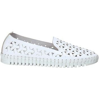 Παπούτσια Γυναίκα Εσπαντρίγια Susimoda 4841-02 λευκό