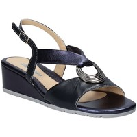 Παπούτσια Γυναίκα Σανδάλια / Πέδιλα Melluso K95049 Μπλε