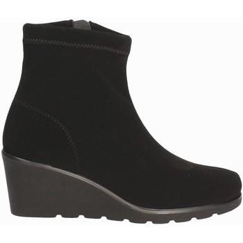 Παπούτσια Γυναίκα Μποτίνια Susimoda 825377 Μαύρος