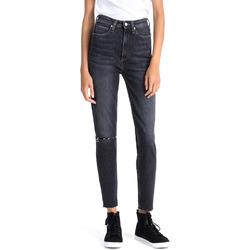 Υφασμάτινα Γυναίκα Boyfriend jeans Calvin Klein Jeans J20J207652 Μπλε