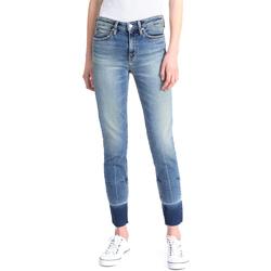 Υφασμάτινα Γυναίκα Skinny Τζιν  Calvin Klein Jeans J20J208060 Μπλε