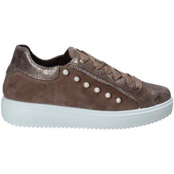 Παπούτσια Γυναίκα Χαμηλά Sneakers IgI&CO 2153922 καφέ