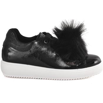 Παπούτσια Γυναίκα Χαμηλά Sneakers IgI&CO 2154822 Μαύρος