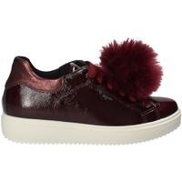 Παπούτσια Γυναίκα Χαμηλά Sneakers IgI&CO 2154844 το κόκκινο