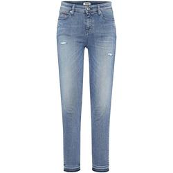 Υφασμάτινα Γυναίκα Boyfriend jeans Tommy Hilfiger DW0DW05011 Μπλε