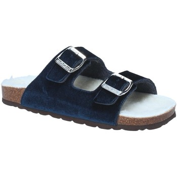 Παπούτσια Γυναίκα Τσόκαρα Grunland CB1679 Μπλε