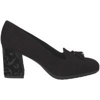 Παπούτσια Γυναίκα Μοκασσίνια Grunland SC4072 Μαύρος