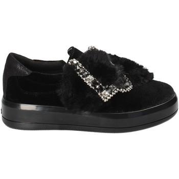 Παπούτσια Γυναίκα Slip on Liu Jo B68017TX010 Μαύρος