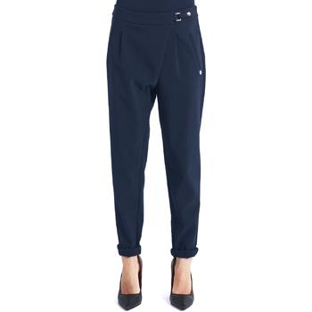 Υφασμάτινα Γυναίκα Παντελόνια Chino/Carrot Gaudi 821BD25031 Μπλε