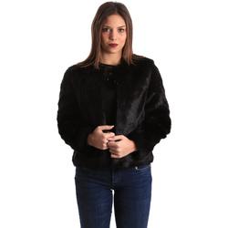 Υφασμάτινα Γυναίκα Μπουφάν Gaudi 821BD39002 Μαύρος